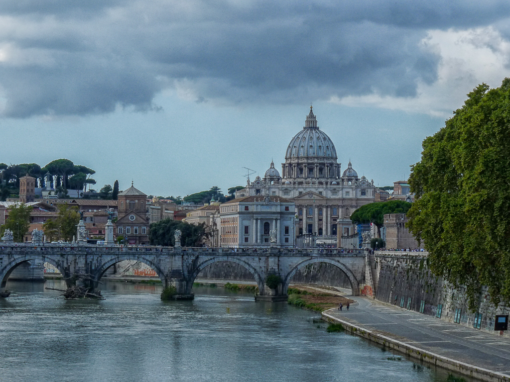 St Pauls Cathedral Rome