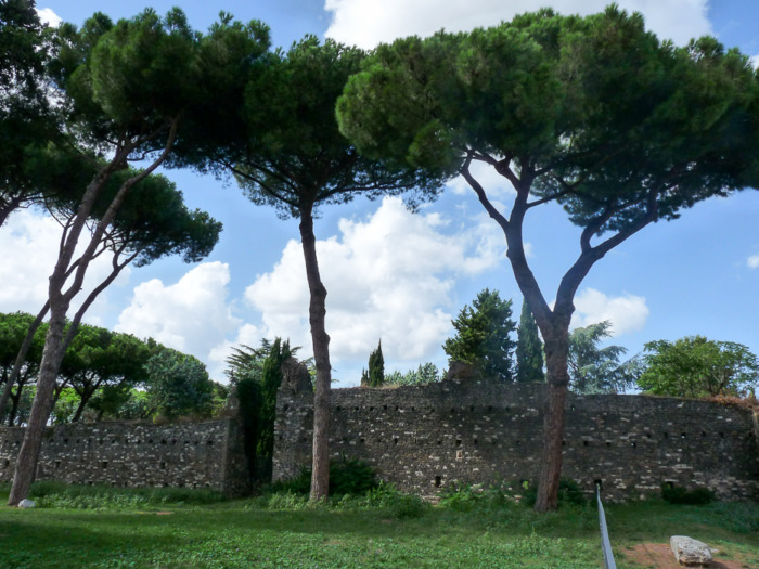 cycle the Appian Way Rome Italy