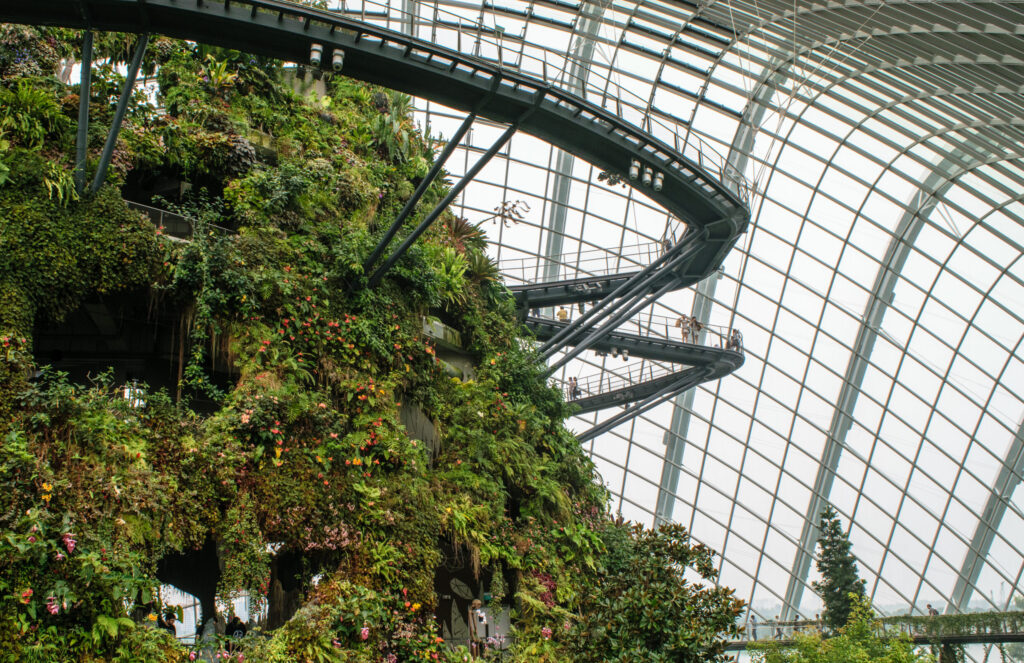 gardens by the bay explore singapore