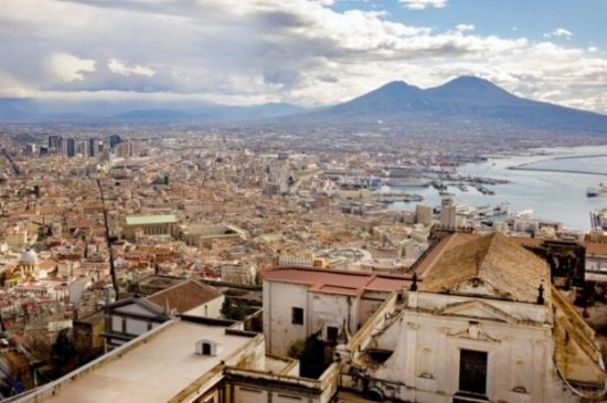 getting to naples